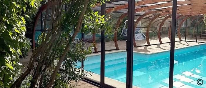 abri piscine